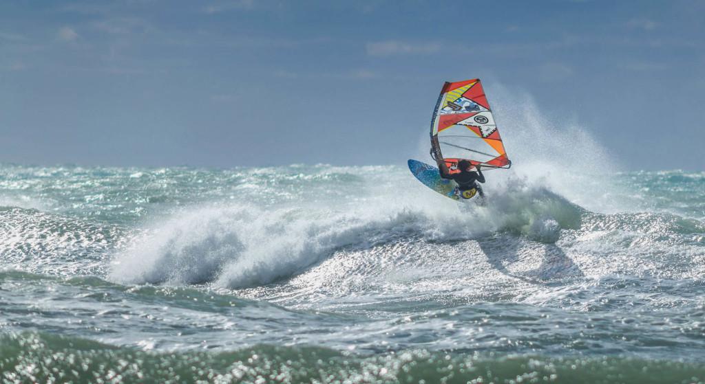 windsurfen el palmar canos de meca