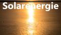 Solarenergie Ferienhaus